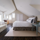 Make the Most with a Sloped Ceiling Bedroom